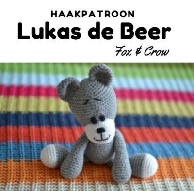 Haakpatroon Lukas de Beer Haken