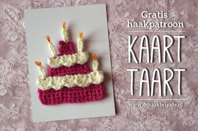 Haakpatroon Taart Applicatie