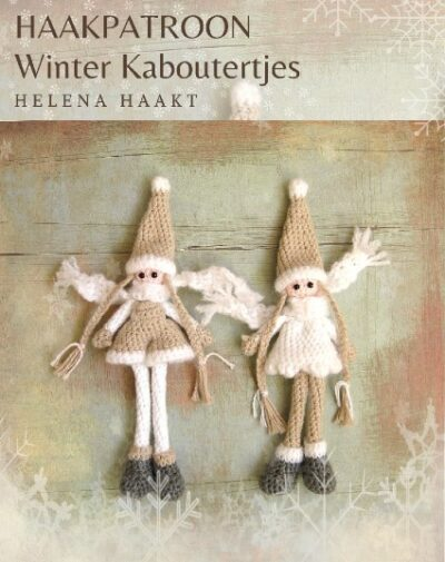 Haakpatroon Winter Kaboutertjes Haken