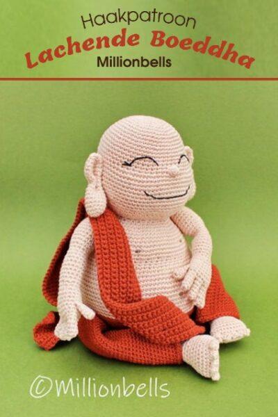 Haakpatroon Lachende Boeddha Haken