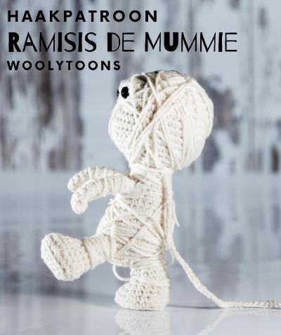 Haakpatroon Ramisis de Mummie