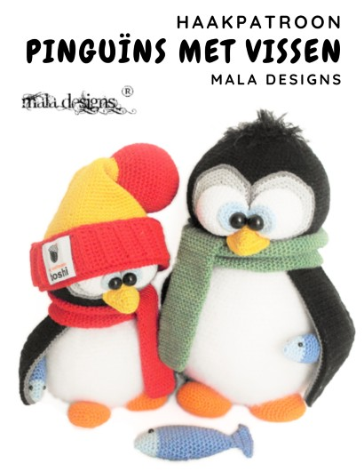 Haakpatroon Pinguins