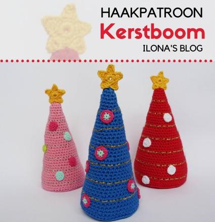 Haakpatroon Kerstboom Ster Haken