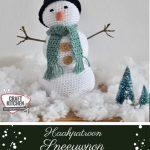Haakpatroon Sneeuwpop