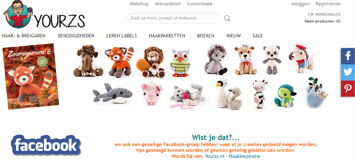 Review Webwinkel Yourzs