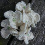 Haakpatroon Hortensia Bloemetjes
