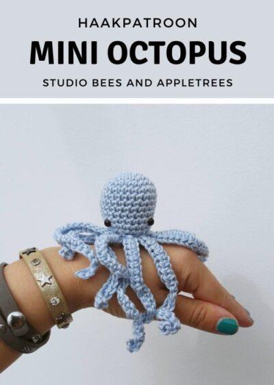 Haakpatroon Mini Octopus Haken