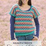 Haakpatroon Stonewashed T-shirt