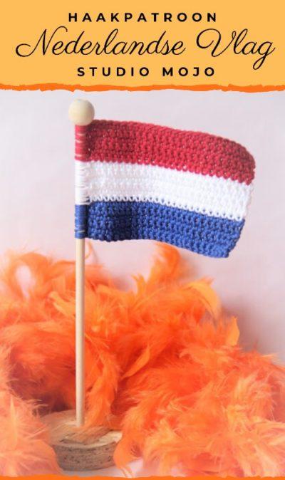Haakpatroon Nederlandse Vlag Haken