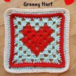 Haakpatroon Granny Hart