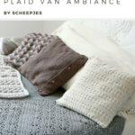 Haakpatroon Ambiance Plaid