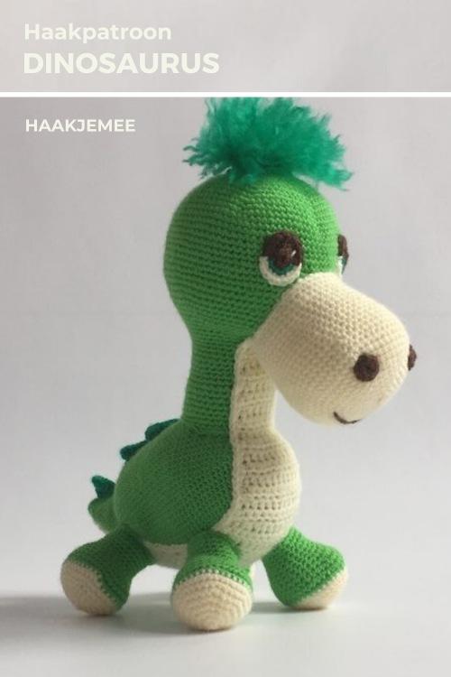 Haakpatroon Dinosaurus Haken