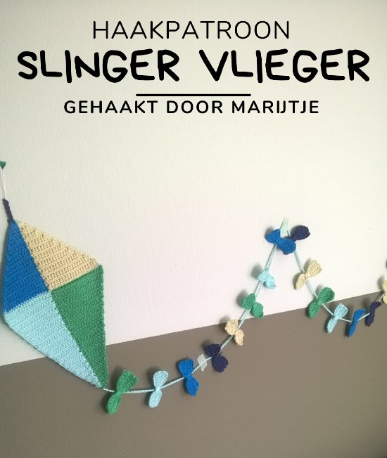 Haakpatroon Slinger Vlieger