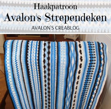 Haakpatroon Avalons Strependeken
