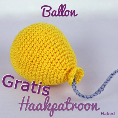 Haakpatroon Ballon