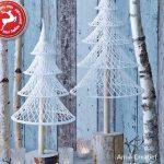 Haakpatroon Kerstboompjes uit Anna Creatief