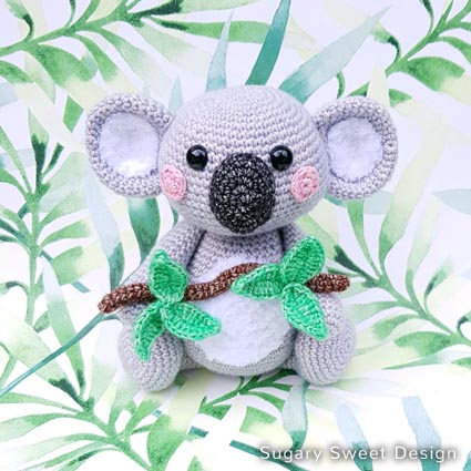 Haakpatroon Koala Kirby