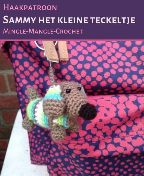 Sammy het kleine teckeltje