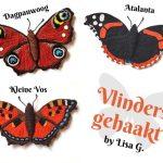 Haakpatroon Vlinders
