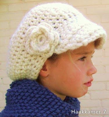 Haakpatroon Wintermuts voor Kinderen