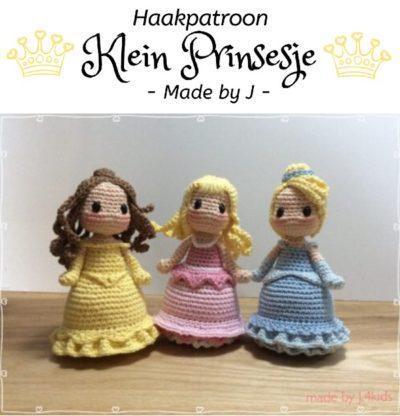 Haakpatroon Klein Prinsesje