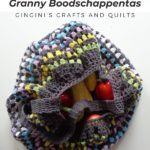 Haakpatroon Granny Boodschappentas