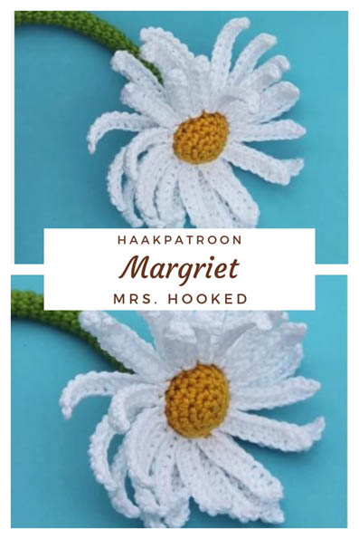 Haakpatroon Margriet