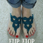Haakpatroon Flip Flops