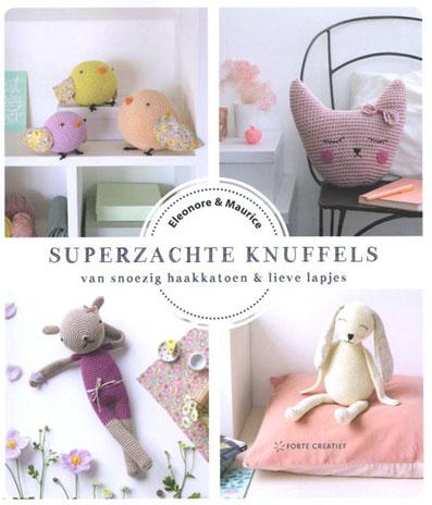 Review Boek Superzachte Knuffels