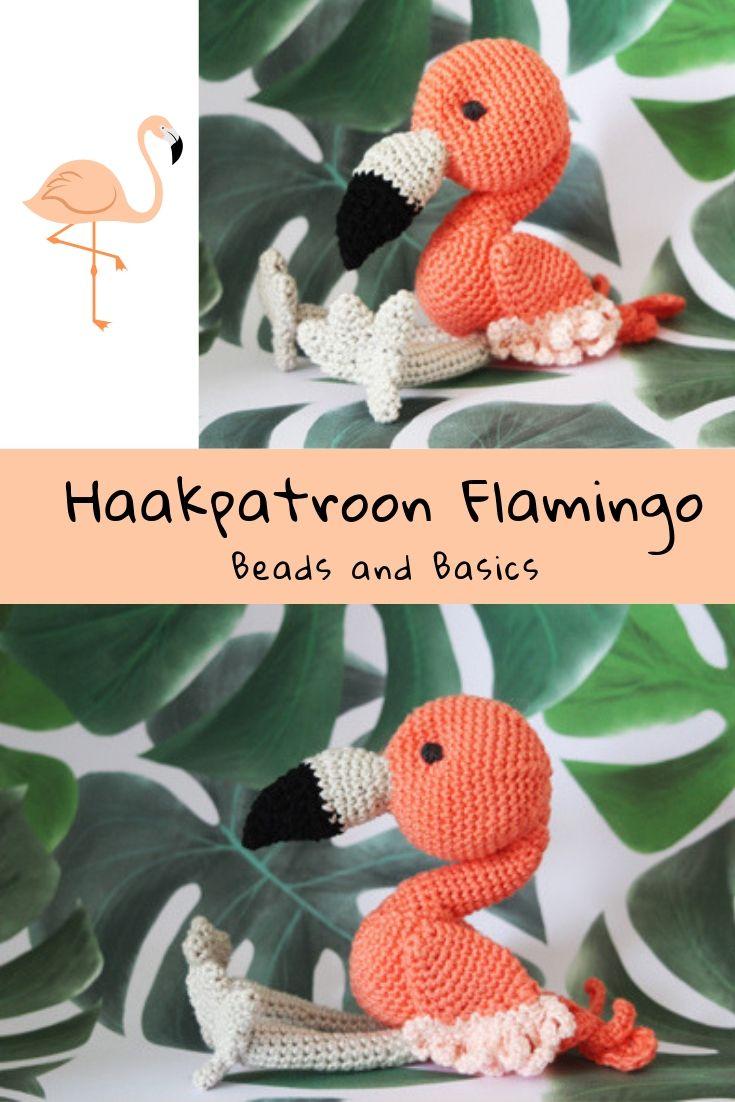 Haakpatroon Flamingo
