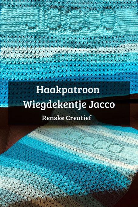 Haakpatroon Wiegdekentje Jacco