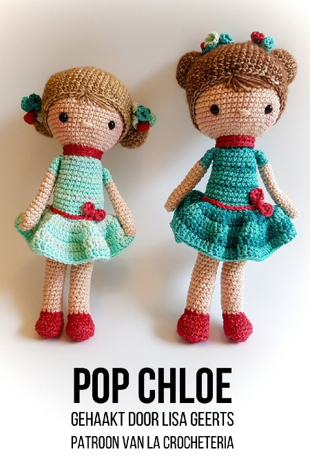 Pop Cloe van Lisa Geerts