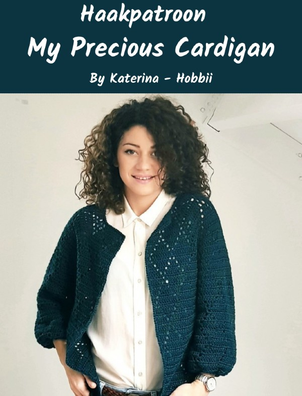 Haakpatroon My Precious Cardigan