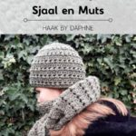Haakpatroon Parel in het Groen Sjaal en Muts