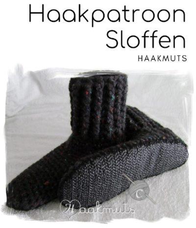 Haakpatroon Sloffen