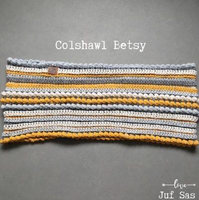 Haakpatroon Colshawl Betsy