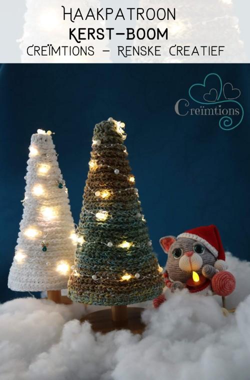 Haakpatroon Kerst-Boom