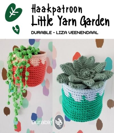 Haakpatroon Little Yarn Garden