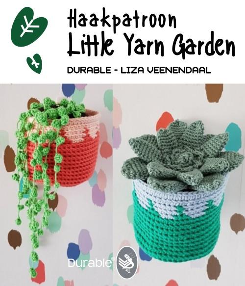 Haakpatroon Little Yarn Garden