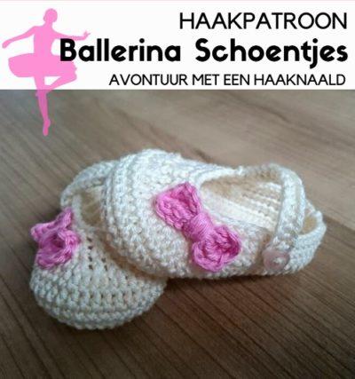 Haakpatroon Ballerina Schoentjes