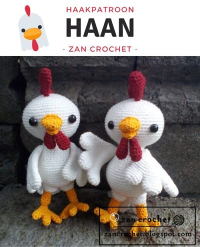 Haakpatroon Haan