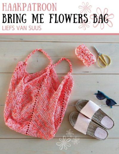 Haakpatroon Bring Me Flowers Bag