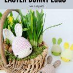 Haakpatroon Easter Bunny Eggs