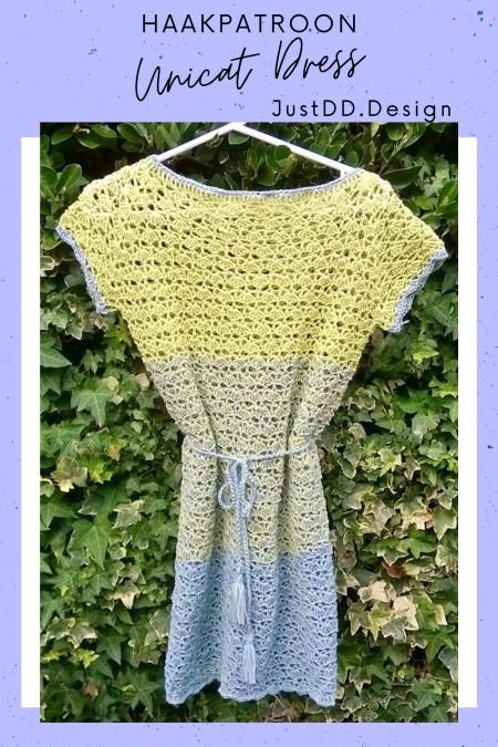Haakpatroon Unicat Dress