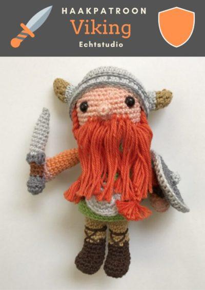 Haakpatroon Viking