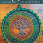 Haakpatroon Tree of Life Mandala