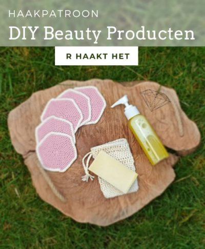 Haakpatroon DIY Beauty Producten