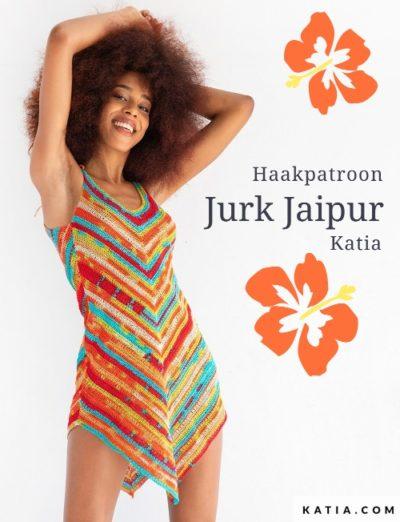 Haakpatroon Jurk Jaipur