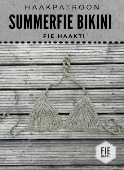 Haakpatroon Summerfie Bikini
