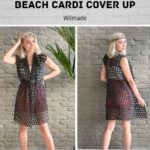 Haakpatroon Beach Cardi Cover Up
